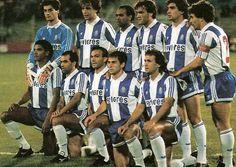 Fútbol Internacional Recopilación: Vitor Baía - Branco - 1989/90