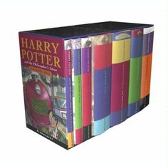 Whole Harry Potter collection in hardcover!