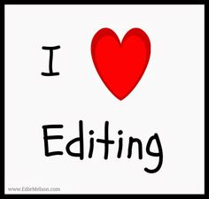 The Write Conversation : You Know You're Editor Material When . . .