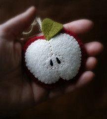 apple ornament | by lilfishstudios