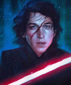 Battle Damaged Ben Solo By Withouttafuss