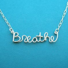 cystic fibrosis necklace