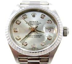 Ladies Rolex Datejust and President Watches for Sale, 100% Authenticity Guarantee, 30-Day Returns at JavyEstrella.com.