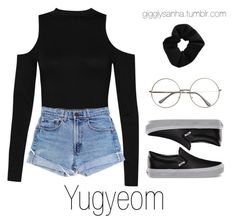"""""""Casual LA Date // Yugyeom"""" by suga-infires ❤ like Kpop Fashion Outfits, Korean Outfits, Teenager Outfits, Outfits For Teens, Cute Casual Outfits, Stylish Outfits, Bts Clothing, Bts Inspired Outfits, Mode Kpop"""
