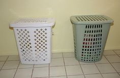 I might not have Mt. Laundry if I have it divided into two different baskets -- this will happen for the new year.