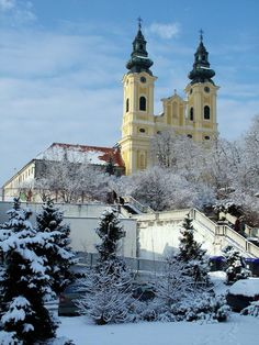 Piaristický kostel sv.Ladislava Nitra, Slovakia