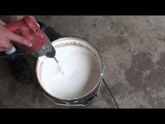 "Home & Parks RV Video How to apply ""Liquid Roof"" #rv_restoration, #rv_roof_leaks, #rv_roof_repair"