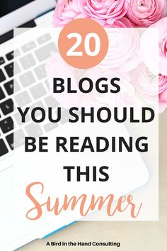 20 Blog Posts for moms, entrepreneurs, and lady bosses.