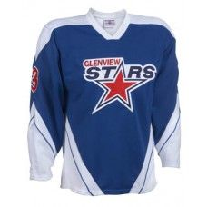 Style 1526 Adult Breakaway Hockey Jersey With Incline Design