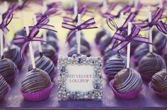 Wedding Cake Pops | Sioux Falls Convention Center