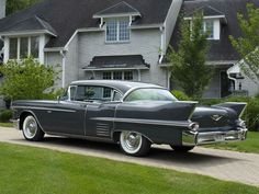 1958 Cadillac Series Sixty-Two Extended Deck Hardtop Sedan