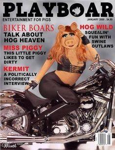 Miss Piggy?!?