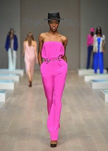 So Ready For Spring Shopping at Pink Tartan Pink Fashion, Mom Fashion, Fashion Outfits, Pink Jumpsuit, Beautiful Gorgeous, Mom Style, Playsuit, Tartan, What To Wear