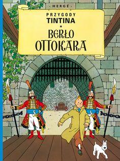 Przygody TinTina: Berło Ottokara #komiks #TinTin