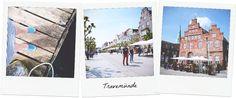 The beach resort of Travemünde (Germany) | via It's Travel O'Clock