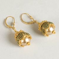 Earring Making: Almost Instant Gratification - Daily Blogs - Beading Daily