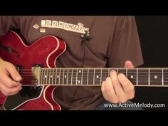 B.B. King's Guitar Style - Guitar Lesson - YouTube