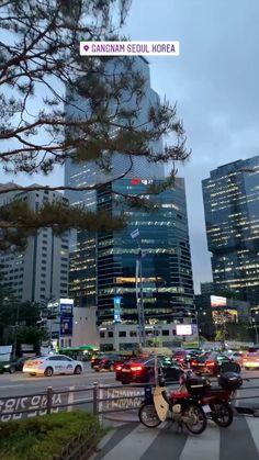 South Korea Photography, South Korea Seoul, Images Gif, Korean Aesthetic, Modern Disney, City Wallpaper, I Want To Travel, Travel Goals, Study Abroad
