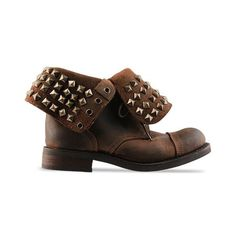 3cbe8518b328 Jeffrey Campbell - All Stud ( 270) ❤ liked on Polyvore Studded Boots