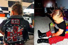 little punk kids