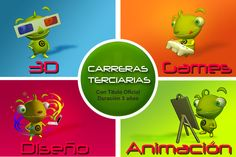 Animation Schools, Up Animation, Toon Boom Studio, Lab, Student, Teaching, Digital, Image, Buenos Aires