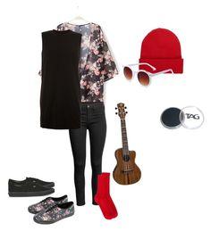 """Tyler Joseph - Kimono Outfit"" by twenty-one-pilots-outfits ❤ liked on Polyvore featuring Vans, DRKSHDW, rag & bone, Isabel Marant, grunge, twentyonepilots and tylerjoseph"