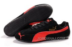 http://www.jordanaj.com/womens-puma-fur-in-black-red-online.html WOMEN'S PUMA FUR IN BLACK/RED ONLINE Only $76.00 , Free Shipping!
