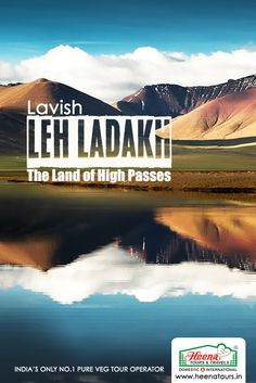 Ladakh, the Land of High Passes, wins hearts with its simplicity and rugged natural beauty. Spectacular landscapes, enfolded by serrated mountains, give the region its unique character. Largely influenced by Buddhism, Ladakh is home to numerous ornate monasteries.