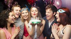 adornar cumpleaños de adultos - soplar las velas