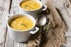 Classic Roasted Butternut Squash Soup