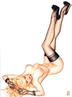 Pin Up_Olivia de Berardinis