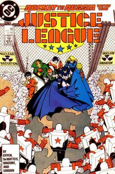 Justice League Vol 1 3 - DC Comics Database