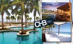 Viaja a la Riviera Maya: 5 días /4 noches para 2 adultos y 2 menores + plan todo incluido por  solo $6,990 en lugar de $12,540. Cancun All Inclusive, Best Deals Online, Let's Create, Concert Hall, Riviera Maya, Golf Courses, Scenery, To Go, Cinema