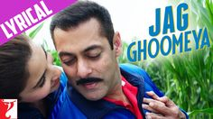 Jag Ghoomeya Online Video Song-Salman Khan Latest Song, watch salman khan latest video songs on vsongs. romantic video songs, Anushka Sharma online video songs on vsongs