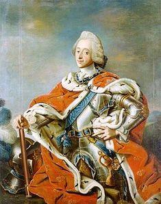Frédéric V (roi de Danemark) — Wikipédia Oldenburg, Peter The Great, Frederic, Painting, Copenhagen Denmark, Equestrian Statue, Merchant Navy, Monarch Butterfly, Maria Theresa