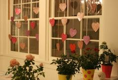 The Glamorous Housewife: Easy Valentine's Day Craft
