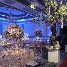 Wedding bliss, crystal chiavari chairs, satin linens, and gold bead glass chargers- what an event!