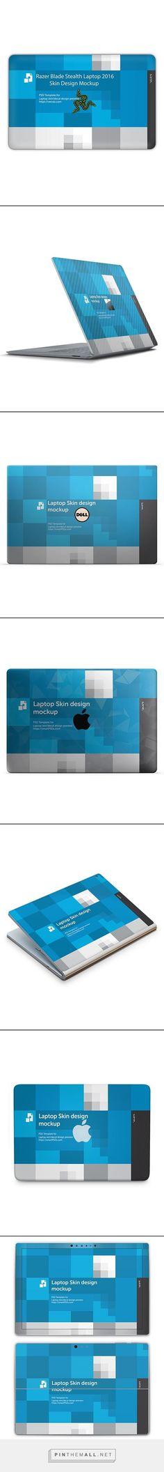 8 best Vinyl Skins SmartPSDs Template Design Mockups images on ...