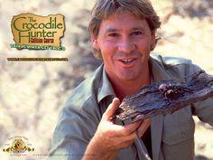Crocodile Hunter,Steve Irwin,Memory Of Steve Irwin, Animal Planet Steve Irwin, Reptile Park, Irwin Family, Crocodile Hunter, Bindi Irwin, I Miss Him, All Smiles, Documentaries, The Past