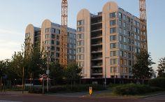Plot M0120 (Ravensbourne Student Block) - Greenwich Peninsula, London   Flickr - Photo Sharing!