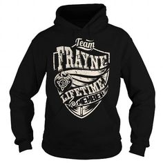 I Love Team FRAYNE Lifetime Member (Dragon) - Last Name, Surname T-Shirt T shirts