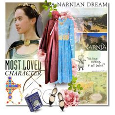 The Chronicles of Narnia - Susan The Gentle