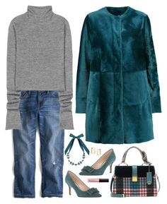 """It's A Wonderful Life"" by musicfriend1 on Polyvore featuring Nine West, J.Crew, Drome, Miu Miu, Acne Studios, Lanvin, Lizzie Mandler and Laura Mercier"