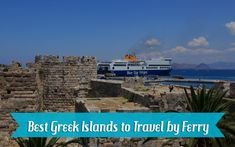 Best Greek islands to visit by ferry from Athens | Ferriesingreece ...