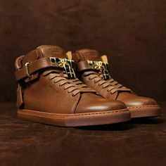 N/A Buscemi, High Top Sneakers, Kicks, Footwear, Whiskey, Shoes, Check, Whisky, Zapatos