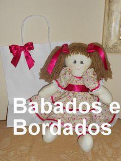 Babados & Bordados: Festa Jardim das Bonecas!