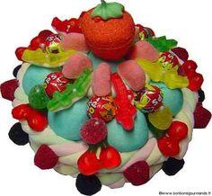 Epatez vos invités avec nos gateaux de bonbons !!!
