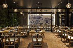 Lan Yuan Restaurant by Vie Studio Sydney Australia