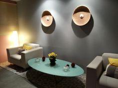 Morar mais Brasília 2013 | Cozinha com espaço de estar #interiordesign #home #morarmais #cozinha