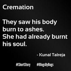 #ShortStory #Cremation by Kunal Talreja